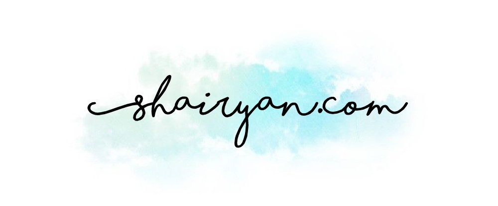 ShaiRyan | Produktiviti, Parenting, dan Planners!